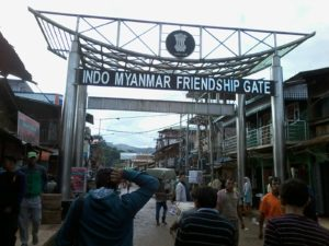 Indo Myanmar Friendship Ghat