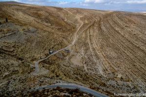 Modern roads have cropped up where Caravan wheels trod once