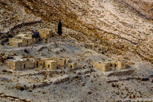Life of Bedouins: Their homes