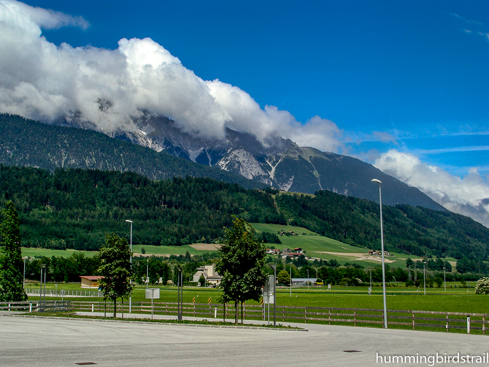 First impression of romantic Austria