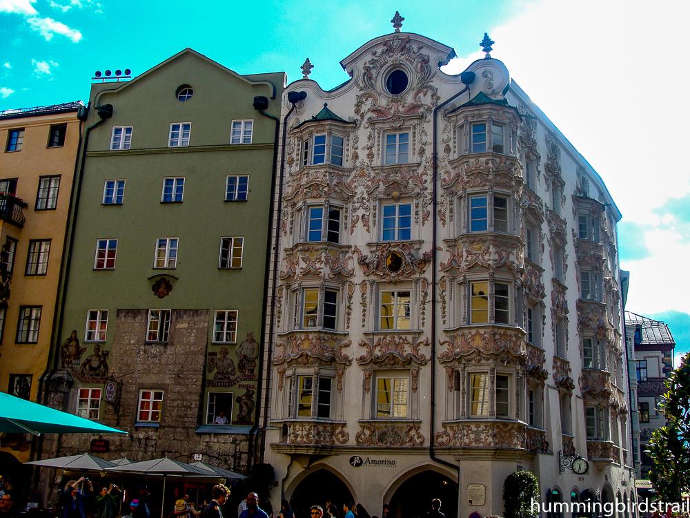 Helbling House, Innsbruck