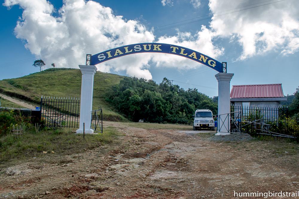 Sialsuk Tlang Main Entry Gate